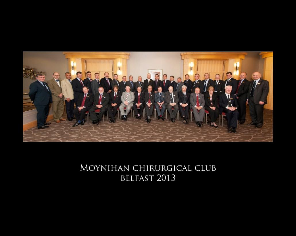 moynihan club belfast